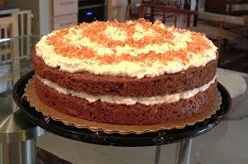 pina colada carrot cake nourishe