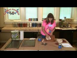 Furniture General Finishes Gel Stain Stain Dark Walnut Wood by How To Use Gel Stain Preparation General Finishes Youtube