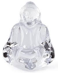 Home Decor Buddha Statue by Glass Buddha Sculpture Glass Art Pinterest Buddha Sculpture
