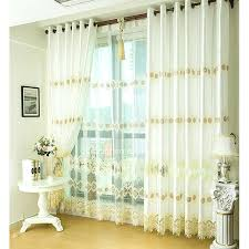 White Sheer Shower Curtain White And Gold Curtains U2013 Teawing Co