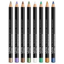 light grey eyebrow pencil slim eye pencil nyx professional makeup