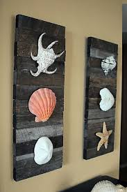 Seaside Themed Bathroom Accessories 25 Best Beach Wall Decor Ideas On Pinterest Beach Bedroom Decor