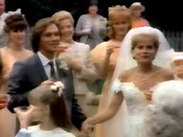a walton wedding boy of the waltons gets married