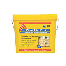 Patio Jointing Compound Sika Pave Fix Plus Compound Buff 11ltr Additives U0026 Plasticisers