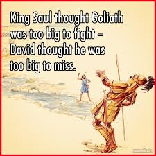 The Story Of The Blind Man In The Bible David And Goliath Bible Story Verses U0026 Meaning