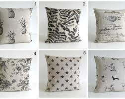 Sofa Pillow Cases Throw Pillow Cover Etsy