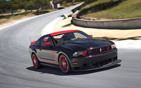 Black Mustang Boss 302 News Say Goodbye To The Boss 302 Ford Mustang U2013 Americanmuscle
