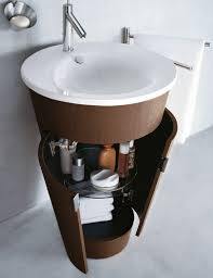 bathroom vanity unit with 580mm starck with duravit sink and