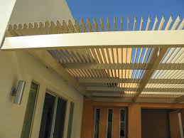 Aluminium Patio Roof Weatherwood And Aluminum Wood Patio Cover Products By Valley