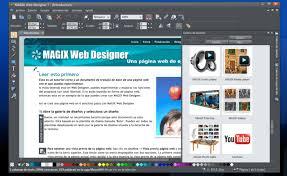 magix web designer 10 premium magix web designer version