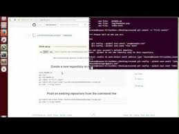 Git Resume Intro To Git And Putting Our Resume On Github Youtube