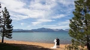Lake Tahoe Wedding Venues Waterfront Wedding Venues In Lake Tahoe