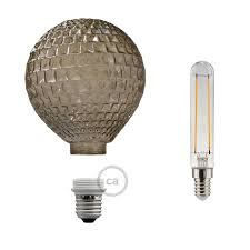 what is an e27 light bulb led decorative light bulb with smoked cut 5w e27 dimmable 2700k
