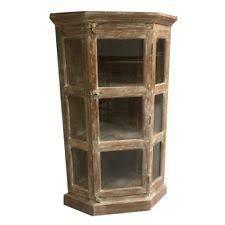 glass corner curio cabinet ikea borgsjo shelf unit curio with panel and glass doors white ebay