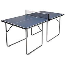 What Is The Standard Size Of A Pool Table Amazon Com Joola Midsize Compact Table Tennis Table Great For