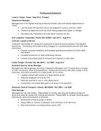 Resume For Lowes Examples by Resume Templates Lowe S Customer Service Associate Eng 231 Resume