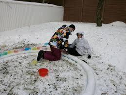 man builds breathtaking igloo for girlfriend u0027s parents