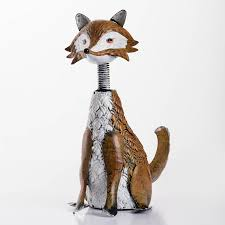 fox ornament by the new notonthehighstreet