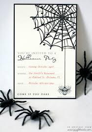 halloween sleepover invitations festival collections free