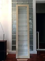 ikea glass display cabinet display cabinet ikea detolf ikea glass display cabinet curio argos