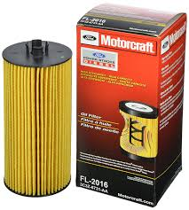 amazon com motorcraft fl2016 oil filter automotive