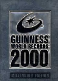 arthur blessitt in guinness world records
