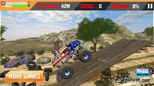 3d monster truck racing patriot wheels monster truck 3d games race off road driven truck