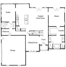 master bedroom floor plans with bathroom house plan design 4 rooms 3d house decorations