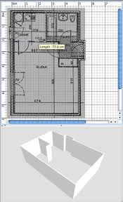 How To Draw A Interior Design Plan Sweet Home 3d User U0027s Guide