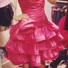 80 s prom dresses for sale dresses skirts vintage 80s prom dress ruffles hot pink poshmark