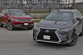 2016 lexus rx 350 purchase price 2016 lexus rx 350 vs lincoln mkx autoguide com news