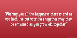 wedding quotes together 29 delightful wedding wishes quotes