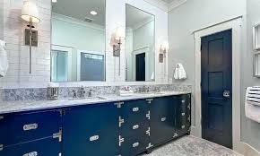 navy blue bathroom ideas navy blue bathroom vanity blue bathroom vanity cabinet painting