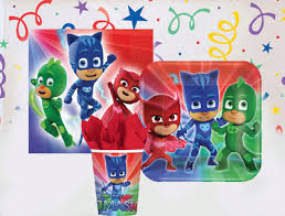 pj masks birthday party supplies birthday jubilee