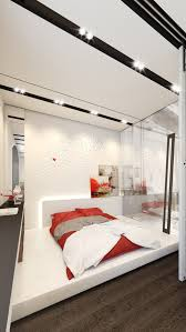 3 contemporary bedroom themes with beautiful wardrobe design