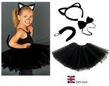 Halloween Costumes Black Cat Halloween Cat Costume Ebay
