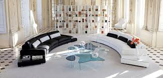 il teatro panoramic sectional roche bobois