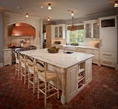 Off White Kitchen Cabinets Off White Kitchen Cabinets And Dark Floors Amazing Home Design
