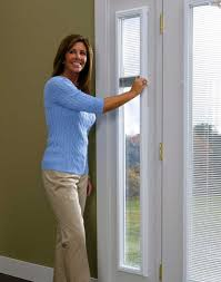 Interior Doors With Blinds Between Glass Odl Add On Blinds For Doors Enclosed Blinds Between Glass Photo