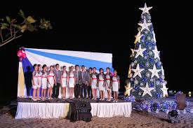 spend your christmas the filipino way at pico de loro out of