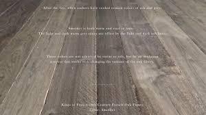 French Oak Laminate Flooring Kings Of France 18th Century French Oak Floors In Smolder Youtube