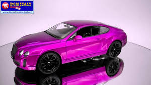 purple bentley welly bentley continental supersports purple hd youtube