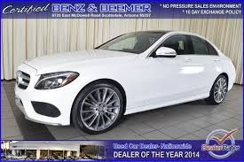 2015 mercedes for sale used 2015 mercedes c class c400 at certified beemer