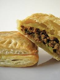 Does Puff Pastry Need To Be Blind Baked Chinese Curried Beef Puff Pastry Ga Li Jiao Origins Most Likely