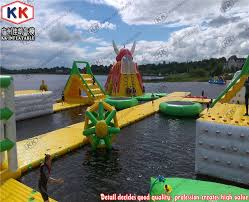 lake toys for adults custom huge adults or kids inflatable water park on ocean and lake