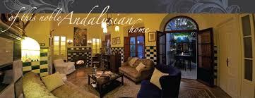 luxury boutique hotel in aracena near seville casa noble