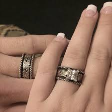 Country Wedding Rings by Fanning Jewelry Wedding Rings