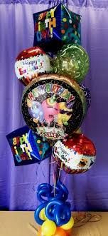 balloons delivery miami happy birthday bouquete decoraciones con globos
