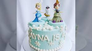 Cake Decorating Singapore 27 Unique Disney Princess Cakes You Can Order In Singapore