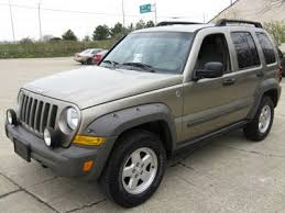 2005 jeep liberty safety rating 2005 used jeep liberty renegade 4 wheel drive 2 find at